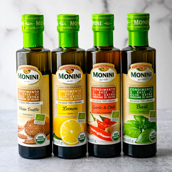 Flavored Olive Oil Food Finds