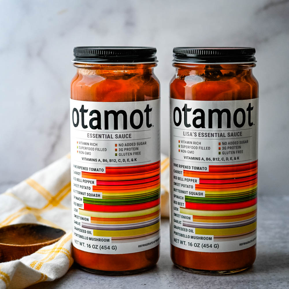 otamot sauce is 11 vegetables in one sauce -- a healthy new food trend.