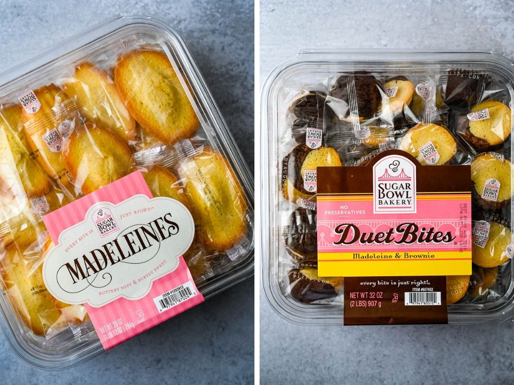 From the Sugar Bowl Bakery, their 2019 Food Trends from Madeleines to Brownie Bites