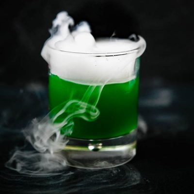Swamp Gasses – A Green Halloween Punch