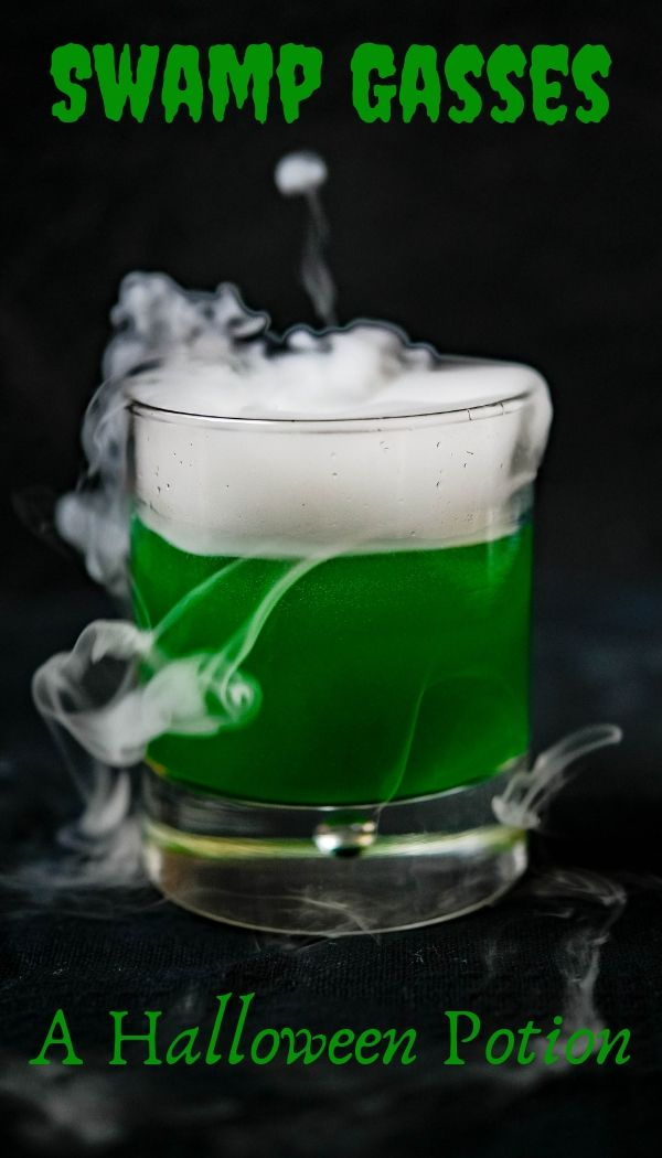swamp gasses cocktail