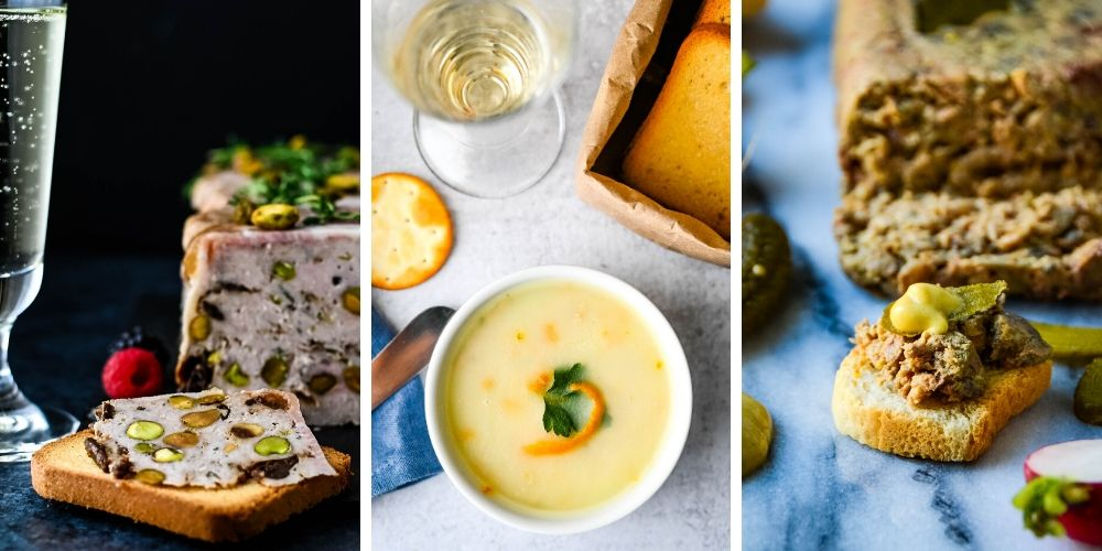 easy hot and cold appetizers for tasty party bites.
