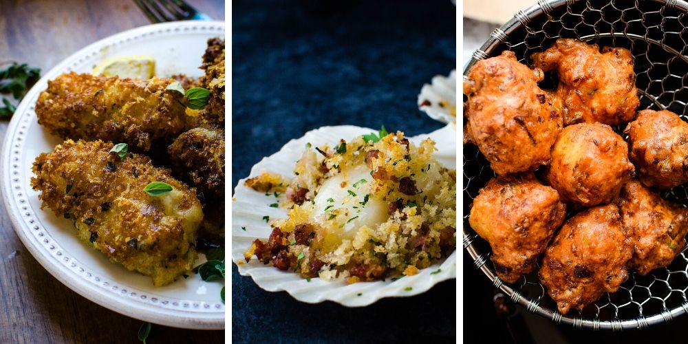 These seafood appetizers are amazing party bites for the holidays. From gourmet appetizers to hot and cold appetizers, these selections will be a hit.