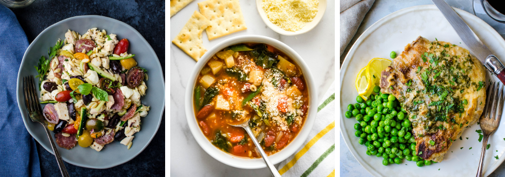 images from 20 Easy Dinner Recipes