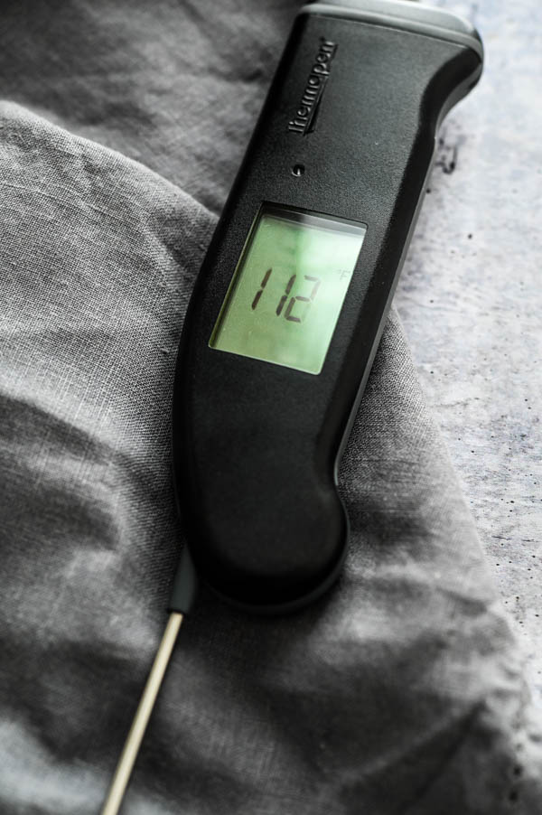 Thermapen Instant read thermometer.
