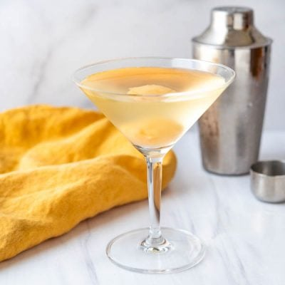 The Easy Lychee Martini Recipe That's Great for Halloween