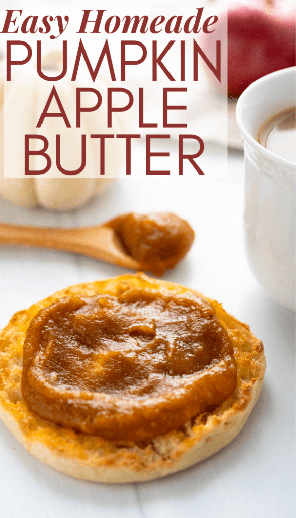 a pin for pumpkin and apple butter.