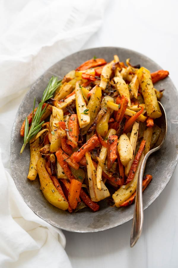 An easy side dish for poultry, beef and pork.