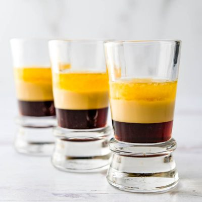 How To Build Layered B-52 Shots At Home