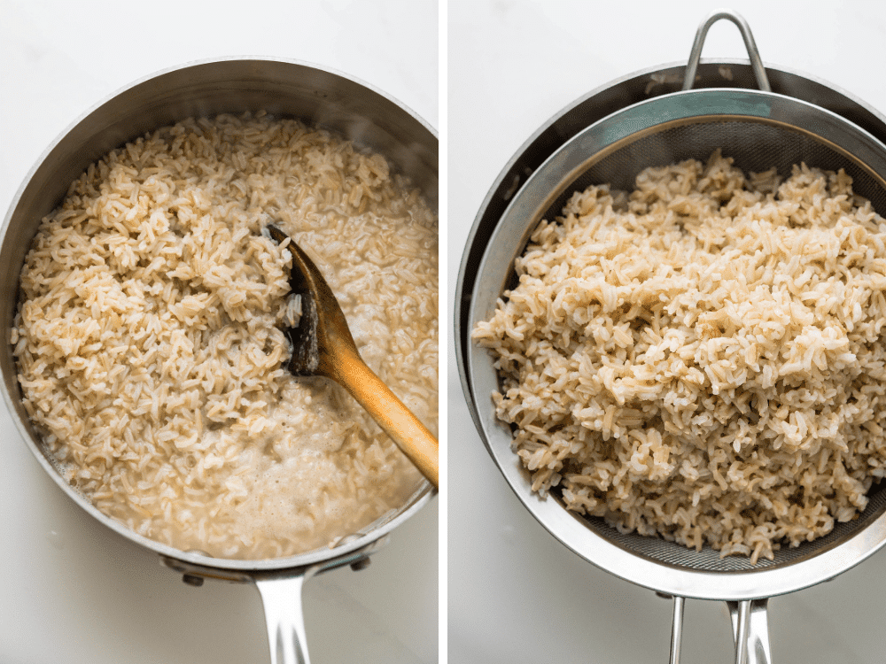 how to cook rice perfectly.